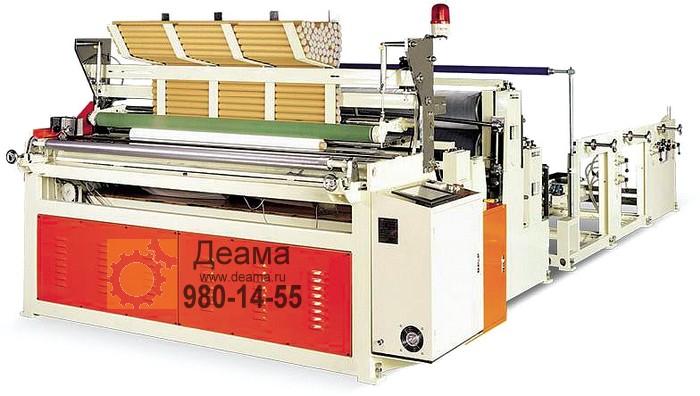 926) 504-20-20 > Оборудование для производства туалетной бумаги с HD43